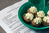 Peanut butter pupcakes are one of the recipes in Beth Schofield's The Everything Dogs Cookbook. 3/6/17