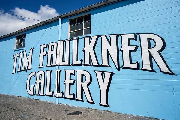 Tim Faulkner Gallery was the scene of a late night shooting on Saturday as several people were injured and one person was killed during a concert. 3/19/17
