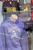 A window display at Lincks in Salem features clothing dedicated to the area high schools. 3/23/17