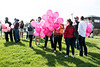 The girls lacrosse field at Ballard High was the site of a balloon release for Savannah Walker on Saturday afternoon. 3/25/17