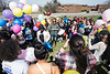 Ballard High was the site on Saturday of a memorial balloon release for recent gunshot victim Savannah Walker. 3/25/17