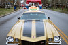 The pace car for the Papa John's 10-Miler was positioned ahead of the starting line on 3rd Street. 4/1/17