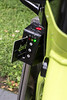 A green light on the docking station signals that the information has been processed and the bike is ready for use. 5/24/17