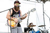 The band Unmotivated kicked off the Sunday line-up at the Kentucky Reggae Festival despite the cloudy weather. 5/28/17