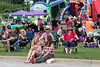Fans begin to settle in at the Kentucky Reggae Festival on Sunday afternoon. 5/28/17