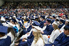 The gym at Silver Creek High School was filled with graduates and family on Sunday for the school's 92nd graduation. 6/4/17