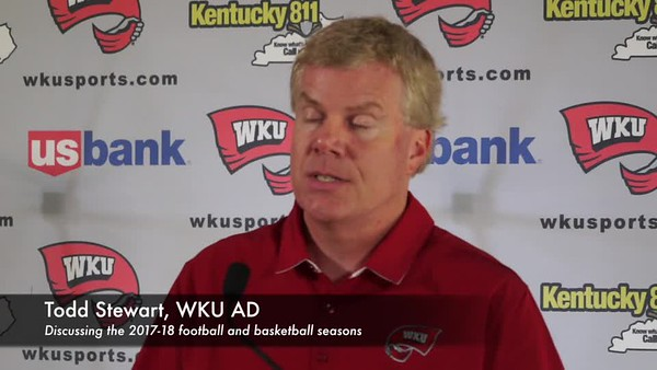 WKU--AD Todd Stewart--PEARL