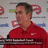 WKU--BBall Coach Rick Stansbury--PEARL