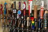 A mostly German beer selection on tap is part of the experience at Eiderdown on Goss Avenue. 8/15/17