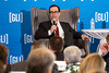 US Secretary of the Treasury Steven Mnuchin spoke to members of GLI during a lunch at The Olmstead on Monday afternoon. 8/21/17