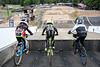 Riders look out over the course at Tom Sawyer State Park during the Derby City BMX Nationals. 9/2/17