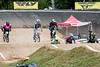Riders navigate a series of hills on the Tom Sawyer State Park course during the Derby City BMX Nationals on Saturday. 9/2/17