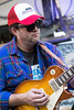 Up and coming Country music artist Shawn Lacy and his band played the afternoon set during the Highlands Festival on Saturday. 9/9/17