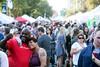 The crowd of people stretched from Highland Avenue to Broadway along Baxter Avenue during the Highlands Festival. 9/9/17