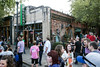 O'Shea's served as a major gathering point in the center of the 900 block during the annual Highlands Festival. 9/9/17