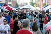 Crowds in the thousands flowed up and down the 900 block of Baxter Avenue on Saturday as the Highlands Festival ran from 1-11 PM. 9/9/17