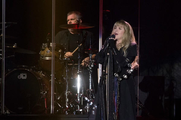 Day two headliner Stevie Nicks closed out the first year of Bourbon Beyond with a crowd-pleasing performance on Sunday night. 9/24/17