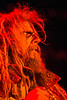 The legendary Rob Zombie gave his rabid fans exactly what they wanted as one of the big name acts on day one of Louder Than Life. 9/30/17
