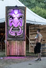 The Heavy Tiki Bar provided refuge to fans at Louder Than Life. 10/1/17