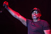 Legendary rapper Chuck D (Public Enemy) performed as a member of the supergroup Prophets of Rage as headliners on Sunday night at Louder Than Life. 10/1/17