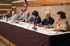 The Utica Town Council met on Tuesday night as conversation about proposed billboards along I-265 near the Lewis & Clark Bridge dominated the hour long session. 10/10/17