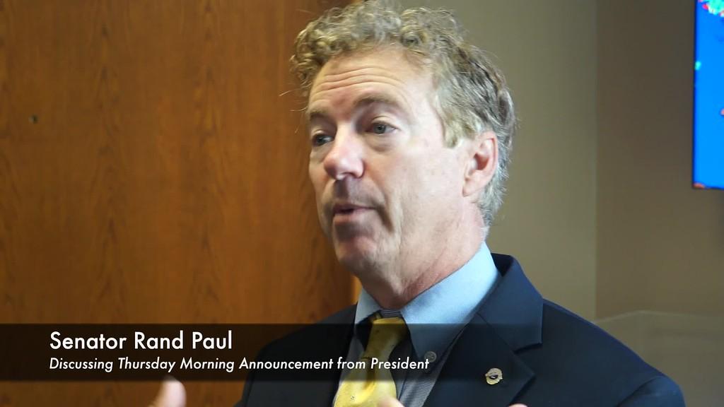 SenatorRandPaul@UPS--PEARL