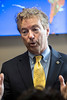 US Senator Rand Paul made a Wednesday afternoon stop at the UPS Flight Training Center for a roundtable discussion with local business leaders. 10/11/17