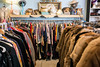 The selection of vintage clothing at The Nitty Gritty can be the source of comfortable and stylish costumes on Halloween. 10/17/17