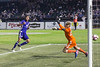 Lou City FC's Tarek Morad scores the opening goal against Bethlehem Steel FC on Friday night. 10/20/17