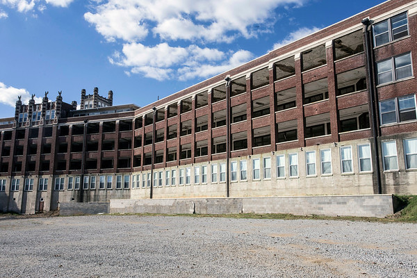 """Waverly Sanatorium (1910-1961) housed tuberculosis patients in southwestern Jefferson County during an early 1900s outbreak of the so-called """"white plague."""" 10/16/17"""