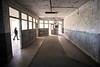 The ghostly halls of Waverly Sanatorium where some estimate at least 60,000 people died from tuberculosis in the early 1900s. 10/16/17