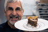 The pecan pie created by Anoosh Shariat is rich in chocolate, heavily textured with pecans, and presents a subtle bourbon flavor. 11/7/17