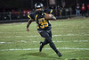 Central LB Luke Bowman gained 20 yards against Belfry on a fake punt. 11/17/17