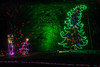 Classic holiday scenes are illustrated with thousands of LEDs in the Louisville Mega Cavern Lights Under Louisville. 11/22/17