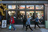 Six Sisters Boutique enjoyed its first Small Business Saturday on East Market Street after opening in late summer in the NuLu shopping district. 11/25/17