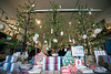 Scout on East Market was decorated for the holidays as it welcomed shoppers to NuLu on Small Business Saturday. 11/25/17