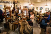 Edenside Gallery opened its doors on Saturday night to enjoy the surge of shoppers in attendance at the 32nd Annual Bardstown Road Aglow. 12/2/17