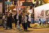The corner of Eastern Parkway was a busy hub of activity during the 32nd Annual Bardstown Road Aglow on Saturday night. 12/2/17