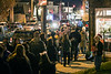The sidewalks in the Highlands brimmed with foot traffic duirng the 32nd Annual Bardstown Road Aglow. 12/2/17
