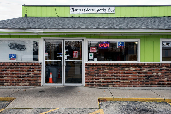 Barry's Cheese Steaks at 7502 Preston Highway offers authentic Philadelphia flavor to its customers. 12/5/17