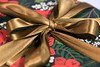 A multi-ribbon approach can add just the right amount of classic detail when wrapping holiday gifts. 12/6/17