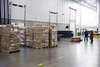 The Radial Fulfillment & Distribution warehouse boasts just under 1 million square feet of floor space. 12/8/17