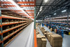 A maze of walkways, shelves, sorting areas and conveyor belts define the interior landscape at the Radial Fulfillment & Distribution facility. 12/8/17