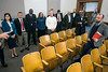 14 residents from District 21 applied for the vacant Metro Council position on Monday afternoon looking to replace Dan Johnson as representation of the South Louisville neighborhoods. 12/11/17