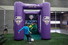 Louisville City FC gave budding soccer players a chance to slip one past the goalkeeper during Sports Fest. 1/7/18