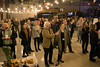 A few hundred people enjoyed a sneak peek of the space that will become the Logan Street Market during an open house on Saturday. 1/20/18