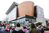The Ali Center hosted the Louisville Women's Rally on Sunday. 1/21/18