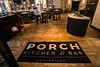 The Marriott's new Porch Kitchen & Bar offers scenic views of downtown Louisville's busy sidewalks and plenty of seating. 2/15/18