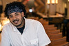 Joshua Carter is the executive chef at the Downtown Marriott's new Porch Kitchen and Bar. 2/15/18