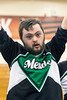 Meade County's Austin Edelen took front and center during a routine at the Special Olympics Kentucky cheerleading competition. 2/17/18